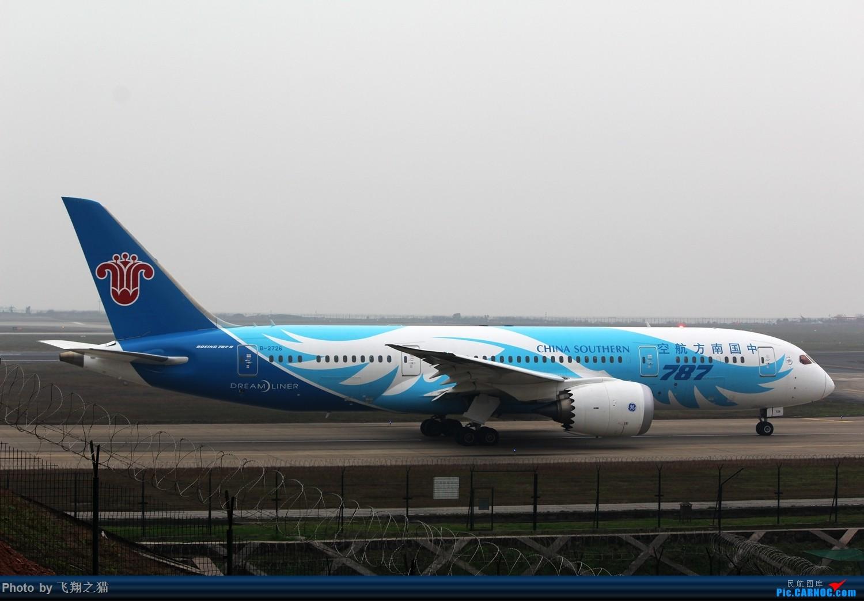 Re:[原创]CKG2015春运大戏开幕了(各种重型机纷纷登场,大家使劲砸飞机哈) BOEING 787-8 B-2726 重庆江北国际机场