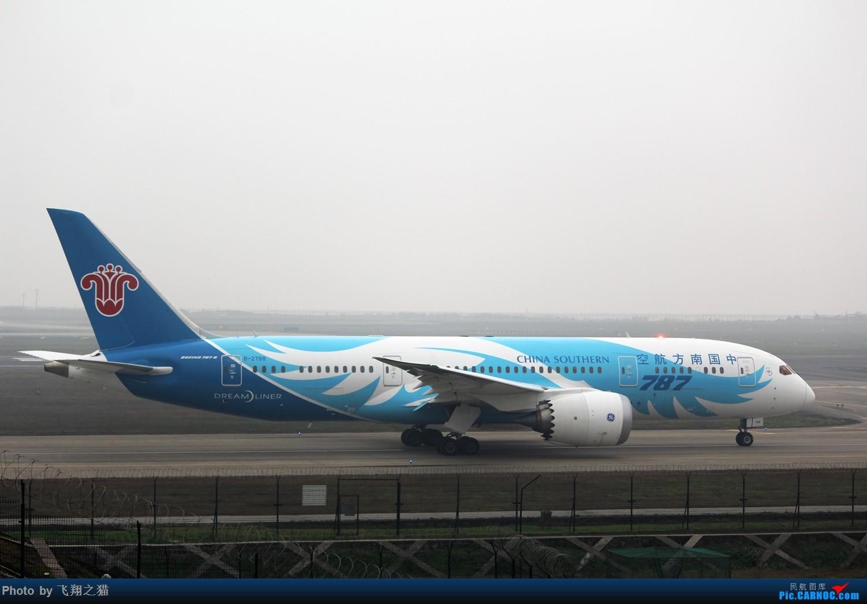 Re:[原创]CKG2015春运大戏开幕了(各种重型机纷纷登场,大家使劲砸飞机哈) BOEING 787-8 B-2788 重庆江北国际机场