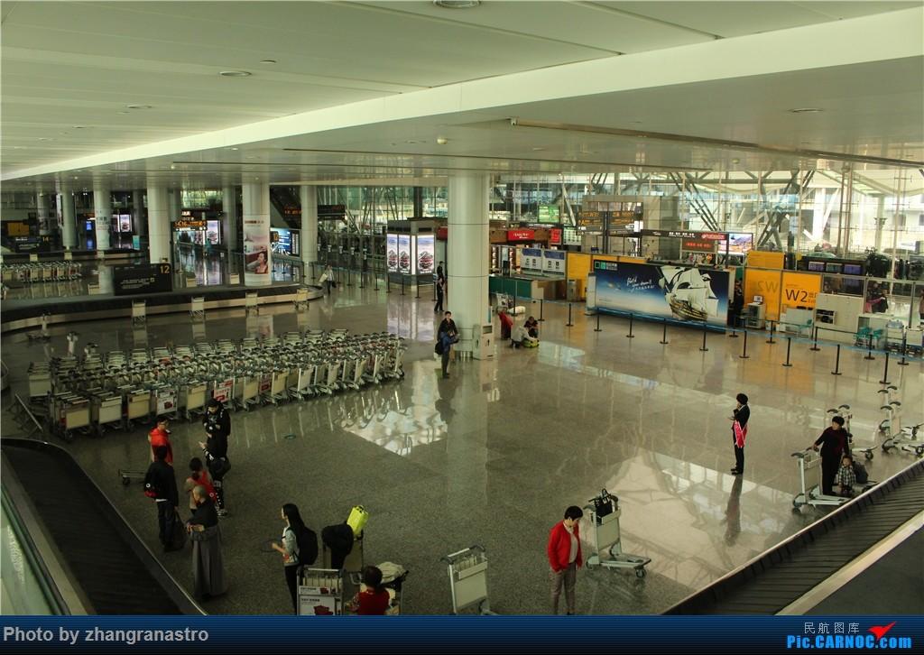Re:[原创]zhangranastro游记1: 2015泰国游(上)-曼谷&清迈    中国广州白云国际机场