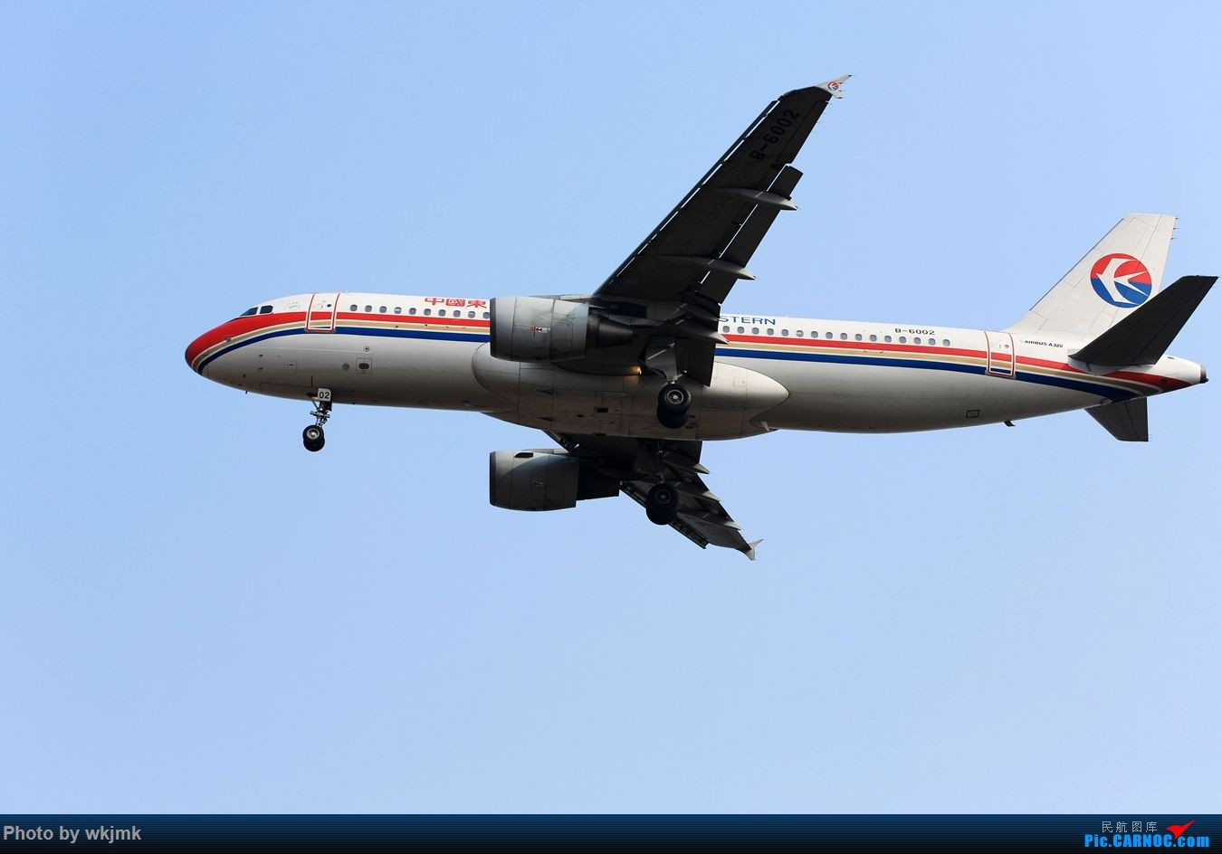 Re:[原创]CKG15年春运系列 AIRBUS A320-200 B-6002 中国重庆江北国际机场