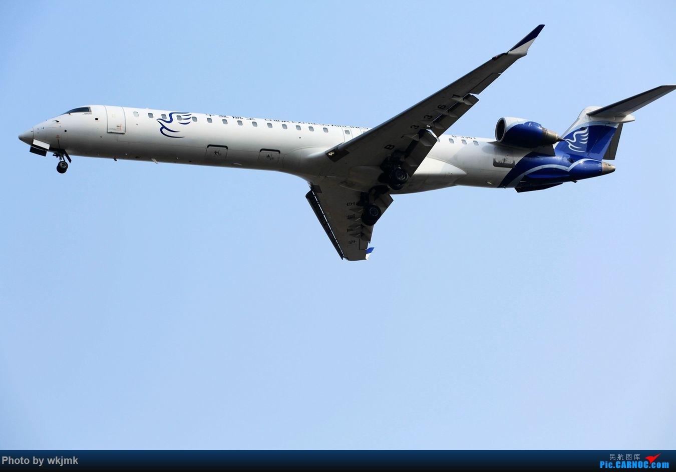 Re:[原创]CKG15年春运系列 BOMBARDIER CRJ900NG B-3361 中国重庆江北国际机场