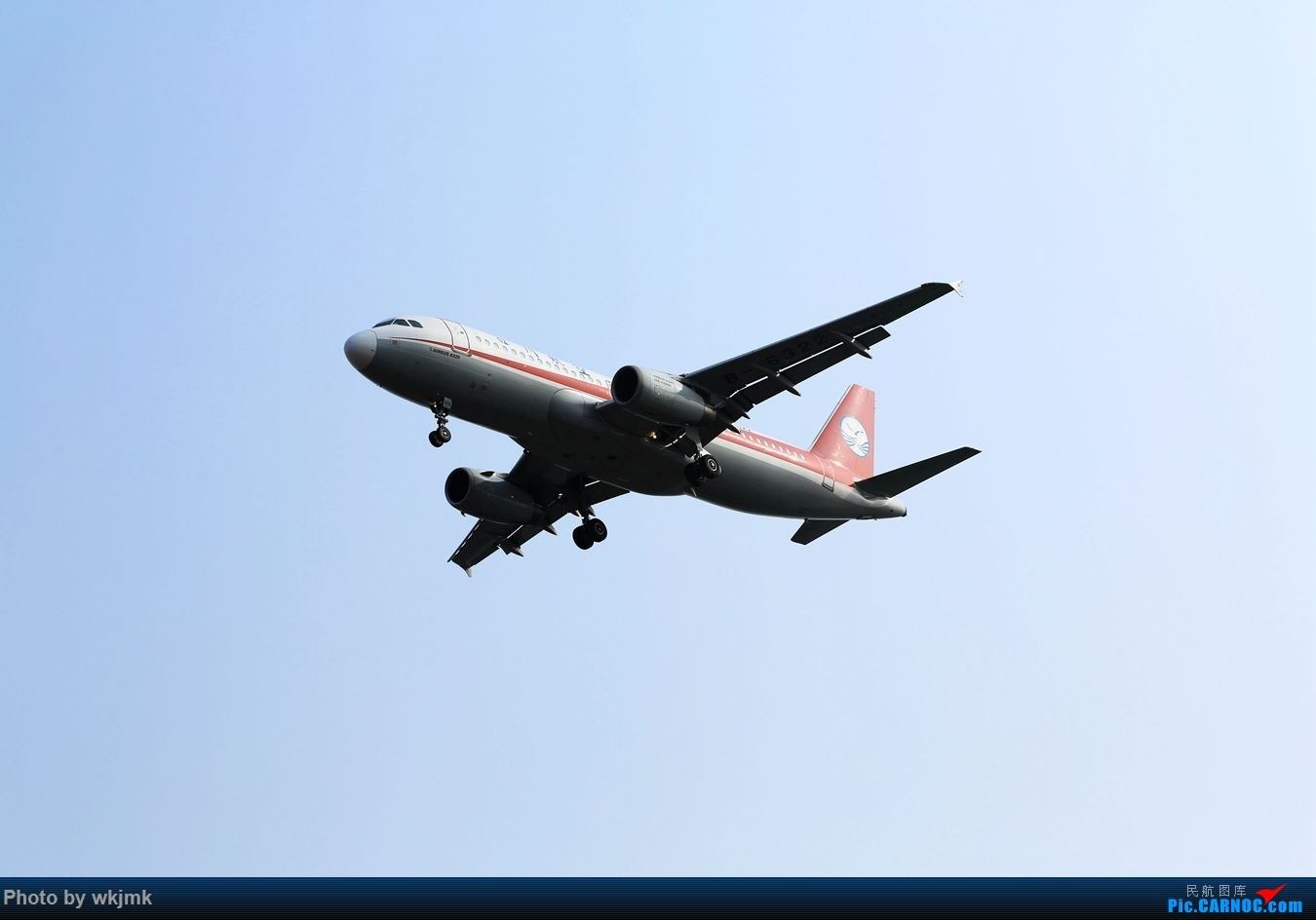 Re:[原创]CKG15年春运系列 AIRBUS A320-200 B-6322 中国重庆江北国际机场