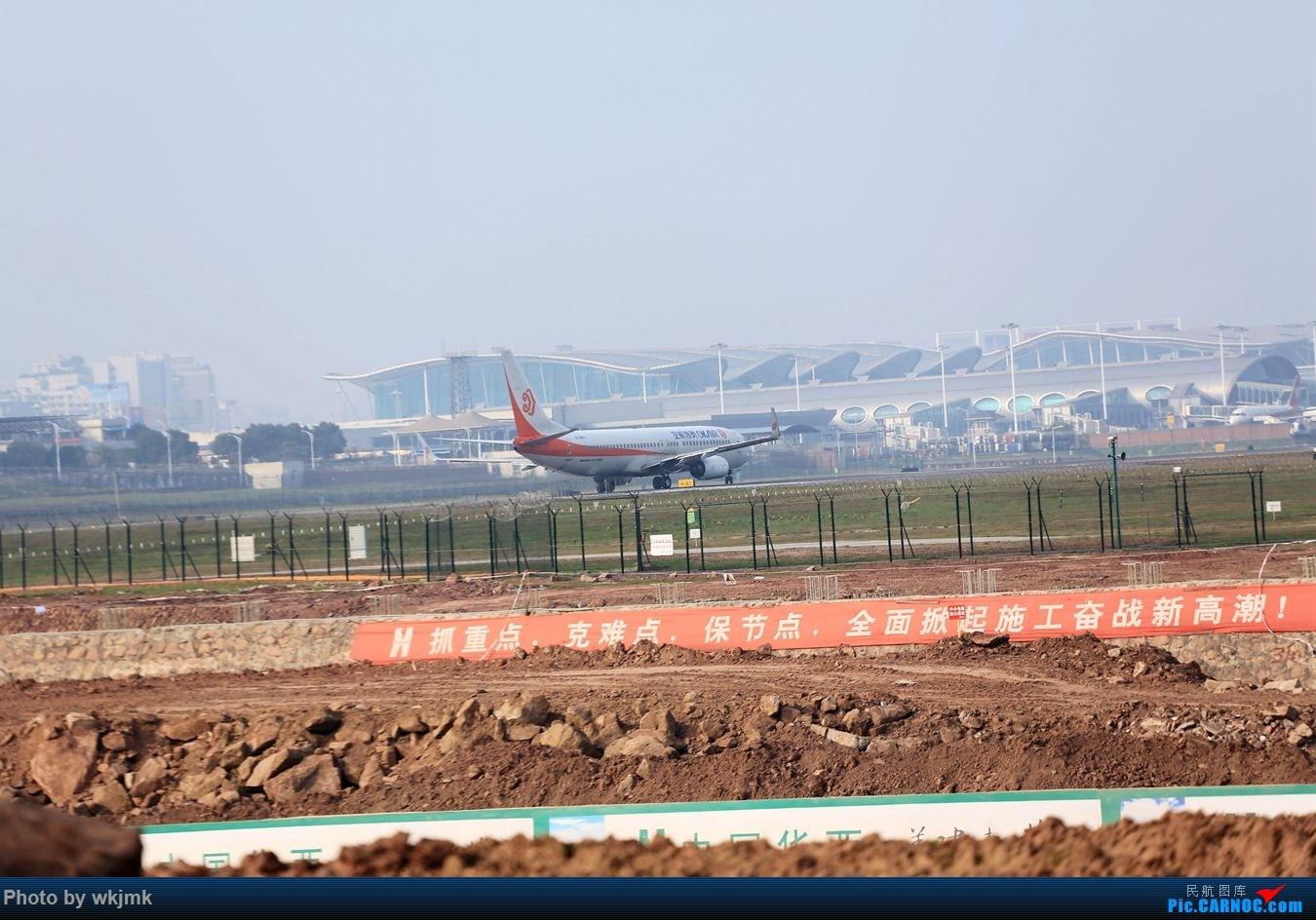 Re:[原创]CKG15年春运系列 BOEING 737-800 B-1963 中国重庆江北国际机场