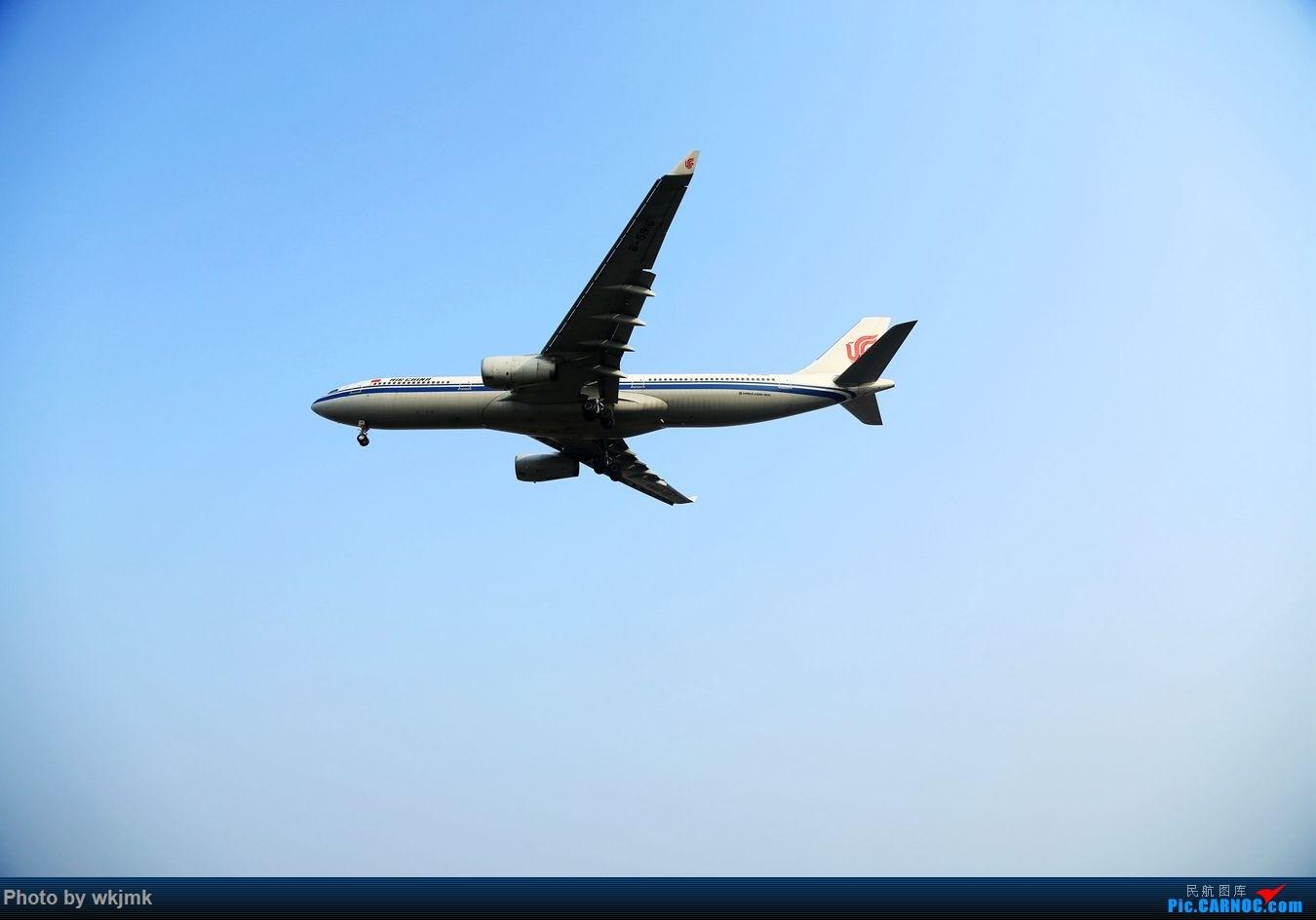 Re:[原创]CKG15年春运系列 AIRBUS A330-300 B-5916 中国重庆江北国际机场
