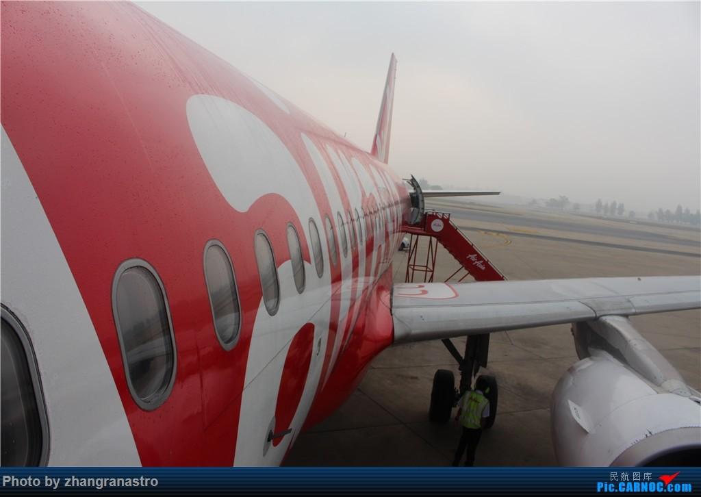 Re:[原创]zhangranastro游记1: 2015泰国游(上)-曼谷&清迈 AIRBUS A320-200 HS-ABD 泰国廊曼机场