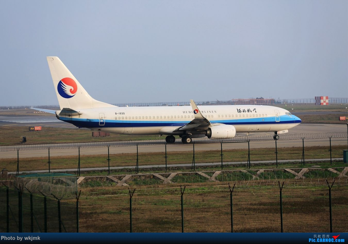 Re:[原创]CKG15年春运系列 BOEING 737-800 B-1930 中国重庆江北国际机场