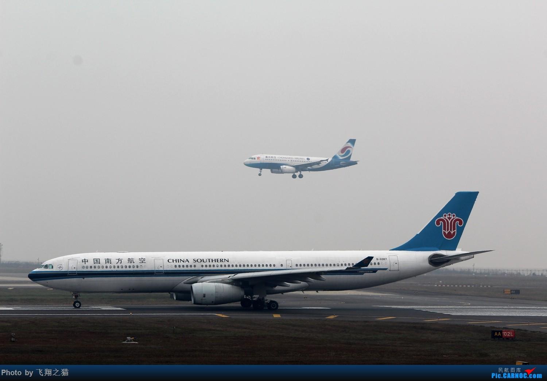 Re:[原创]CKG2015春运大戏开幕了(各种重型机纷纷登场,大家使劲砸飞机哈) AIRBUS A330-300 B-6087 重庆江北国际机场