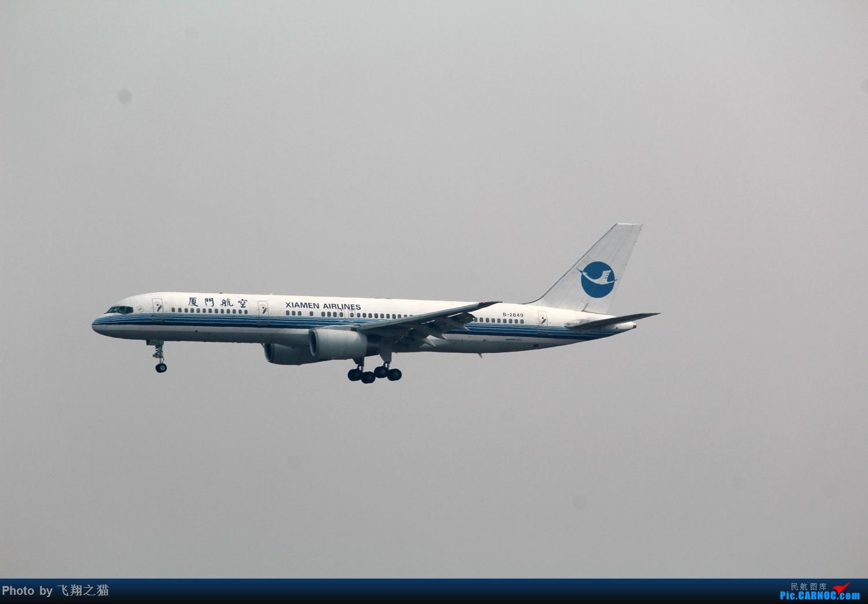 Re:[原创]CKG2015春运大戏开幕了(各种重型机纷纷登场,大家使劲砸飞机哈) BOEING 757-200 B-2849 重庆江北国际机场