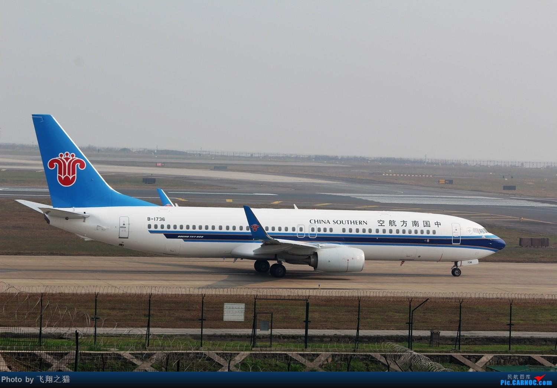 Re:[原创]CKG2015春运大戏开幕了(各种重型机纷纷登场,大家使劲砸飞机哈) BOEING 737-800 B-1736 重庆江北国际机场