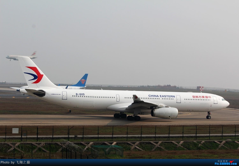 Re:[原创]CKG2015春运大戏开幕了(各种重型机纷纷登场,大家使劲砸飞机哈) AIRBUS A330-300 B-6119 重庆江北国际机场
