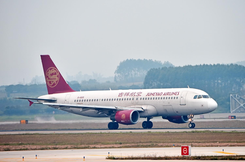 Re:[原创]2.17WUXU北部湾航空起飞 AIRBUS A320-200  南宁吴圩机场