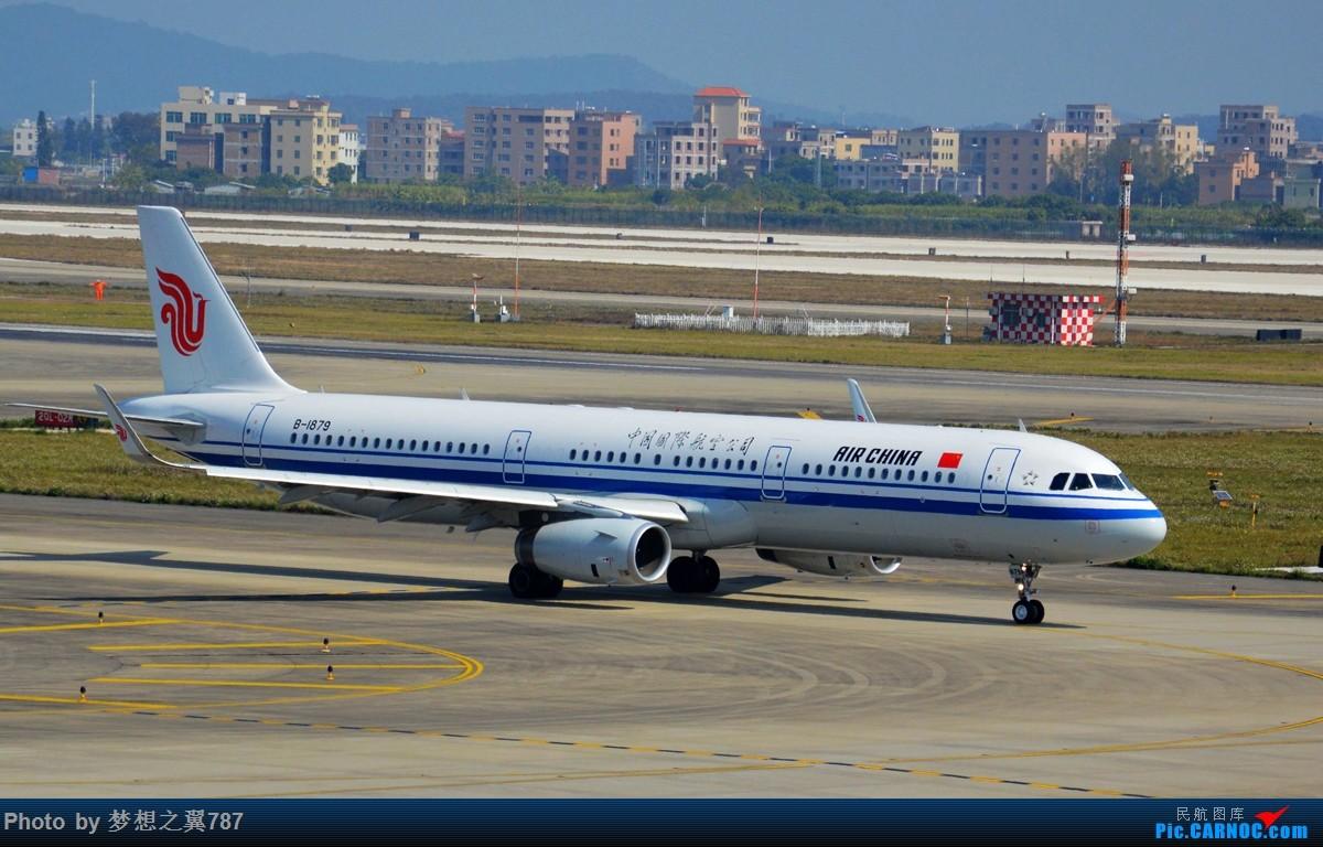 Re:[原创]各位飞友新年快乐!! AIRBUS A321-200 B-1879 中国广州白云国际机场