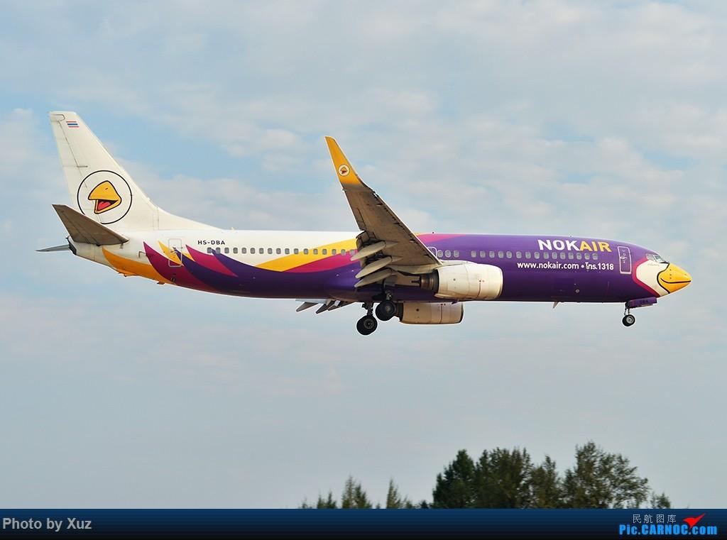 Re:[原创]普吉机场拍机 BOEING 737-800 HS-DBA 泰国普吉机场