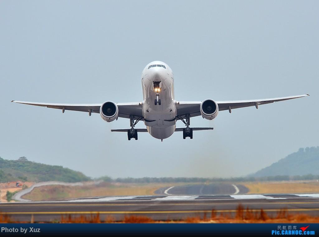 Re:[原创]普吉机场拍机 BOEING 777-300 HS-TKA 泰国普吉机场