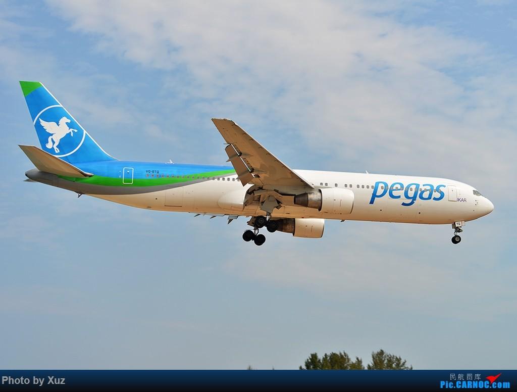 Re:[原创]普吉机场拍机 BOEING 767-300 VQ-BTQ 泰国普吉机场