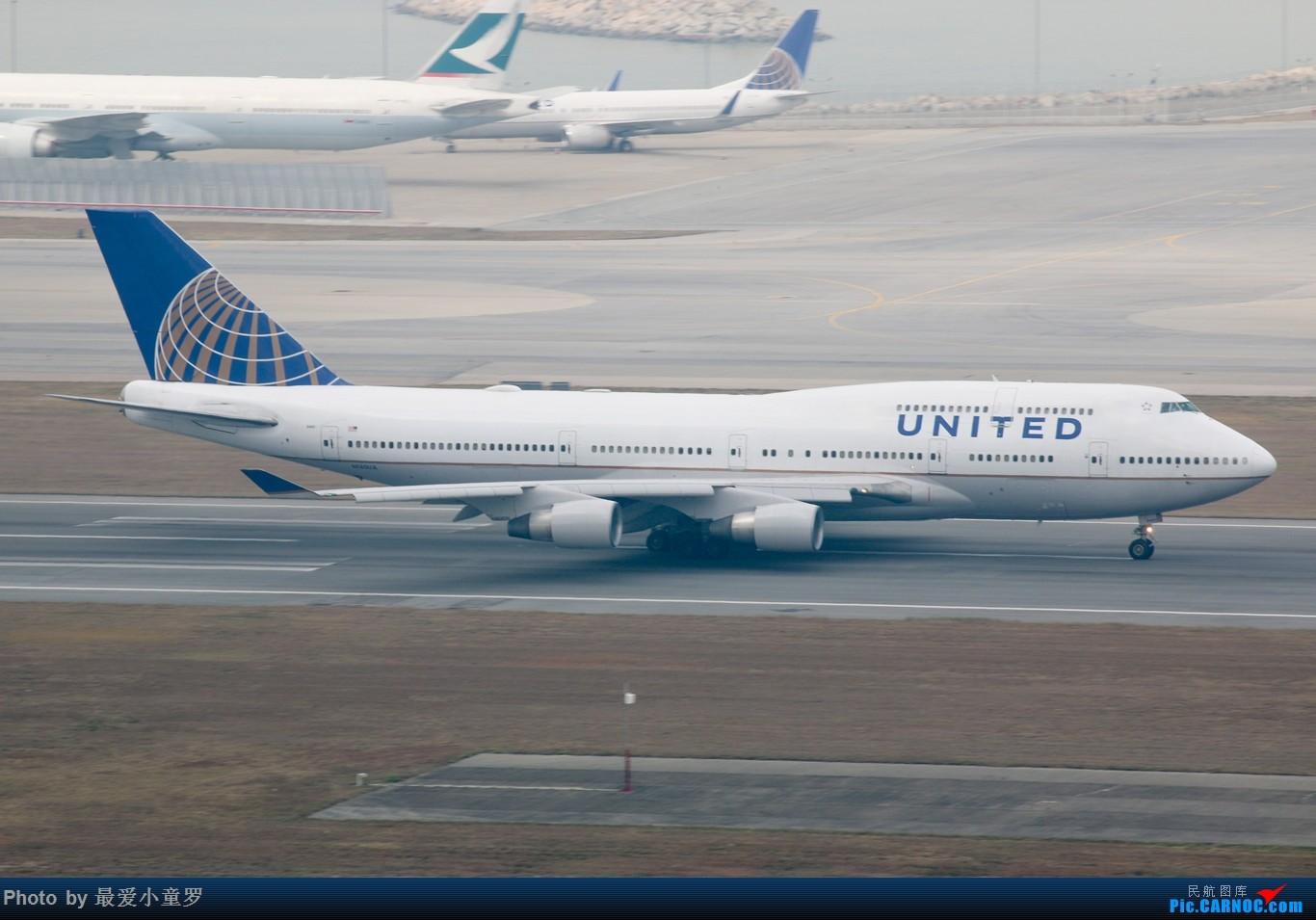 Re:[原创]羊年第一帖——1月25日香港沙螺湾拍机篇之波音747 BOEING 747-400 N180UA