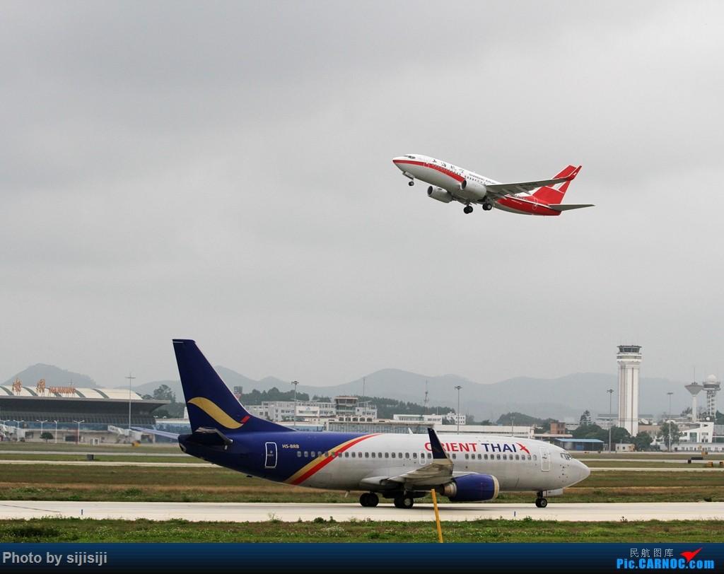 Re:[原创]【NNG飞友】年初四NNG新炮口拍机,祝各位飞友羊年大吉! BOEING 737-700 B-5826 中国南宁吴圩国际机场