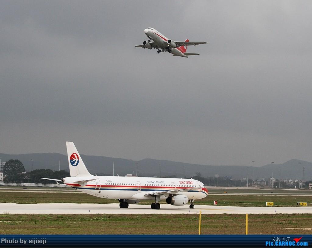 Re:[原创]【NNG飞友】年初四NNG新炮口拍机,祝各位飞友羊年大吉! AIRBUS A321-200 B-6886 中国南宁吴圩国际机场