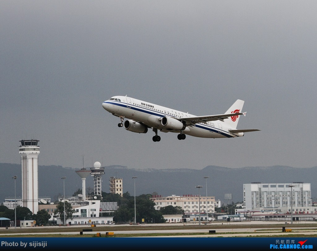 Re:[原创]【NNG飞友】年初四NNG新炮口拍机,祝各位飞友羊年大吉! AIRBUS A320-200 B-6773 中国南宁吴圩国际机场