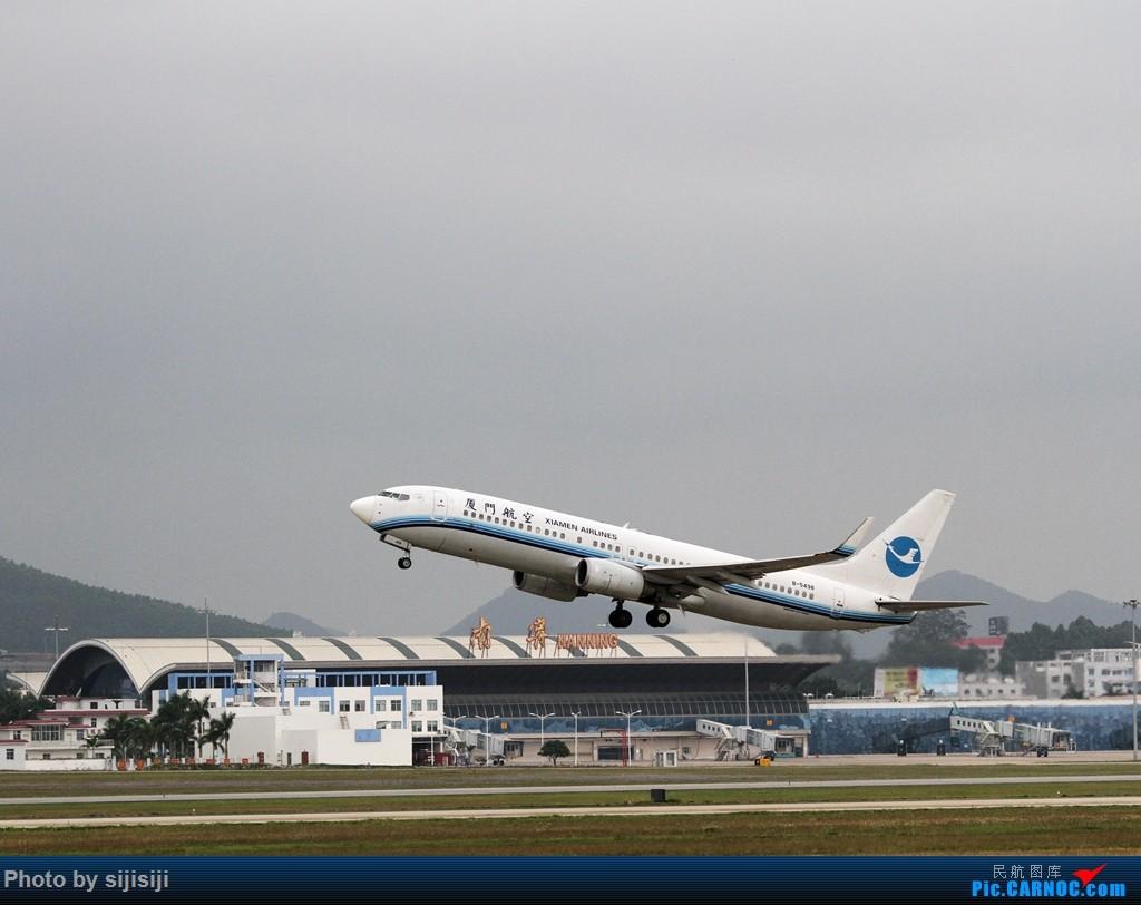 Re:[原创]【NNG飞友】年初四NNG新炮口拍机,祝各位飞友羊年大吉! BOEING 737-800 B-5498 中国南宁吴圩国际机场