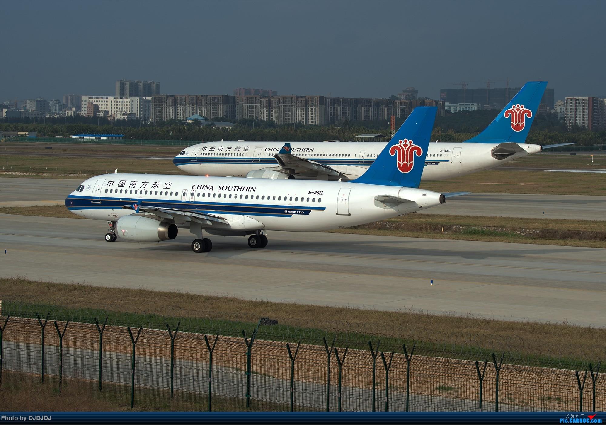 [原创]【BLDDQ-深圳打机队】忍 AIRBUS A320-200 B-9912 中国深圳宝安国际机场