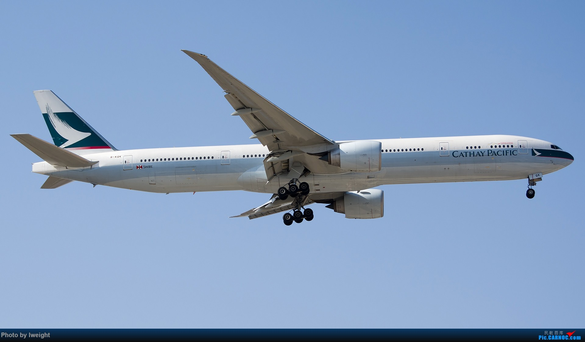 Re:[原创]羊年第一次拍机,首都机场[2015-2-23] BOEING 777-300ER B-KQK 中国北京首都国际机场