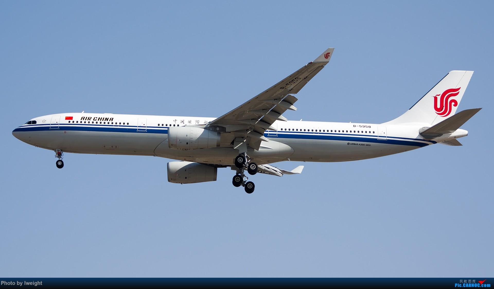 Re:[原创]羊年第一次拍机,首都机场[2015-2-23] AIRBUS A330-300 B-5958 中国北京首都国际机场