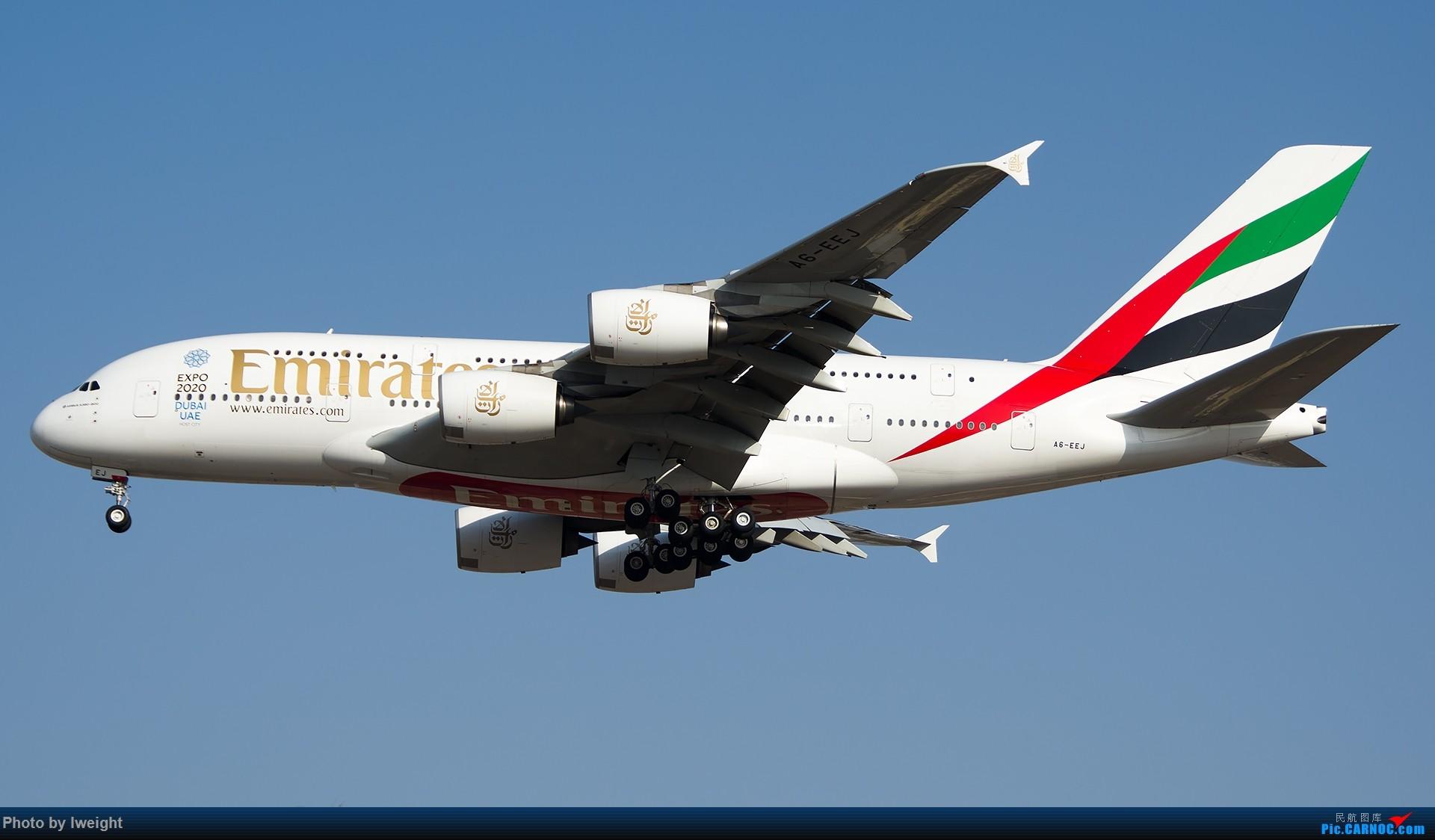 Re:[原创]羊年第一次拍机,首都机场[2015-2-23] AIRBUS A380-800 A6-EEJ 中国北京首都国际机场