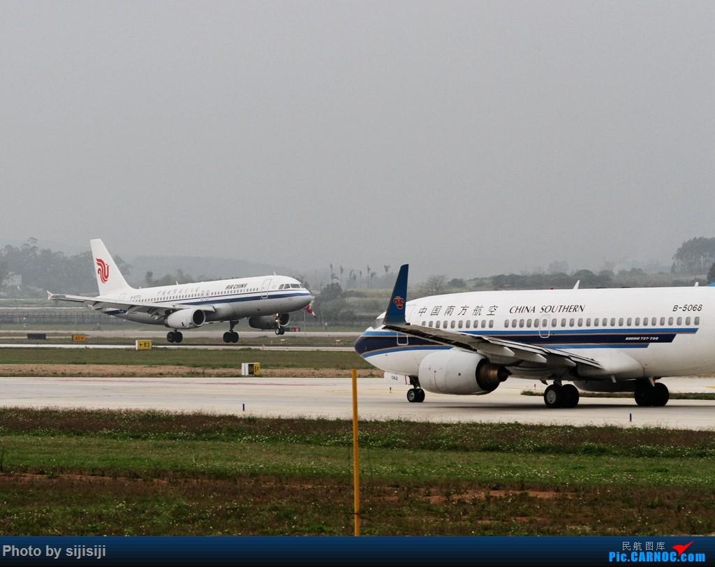 Re:[原创]【NNG飞友】年初四NNG新炮口拍机,祝各位飞友羊年大吉! BOEING 737-700 B-5068 中国南宁吴圩国际机场