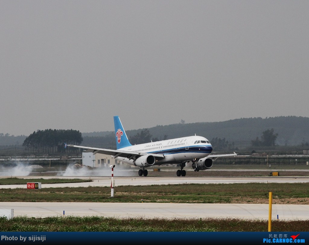 Re:[原创]【NNG飞友】年初四NNG新炮口拍机,祝各位飞友羊年大吉! AIRBUS A320-200 B-9931 中国南宁吴圩国际机场