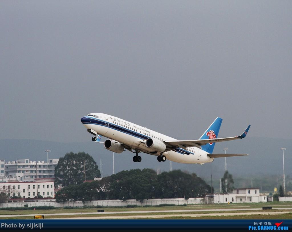 Re:[原创]【NNG飞友】年初四NNG新炮口拍机,祝各位飞友羊年大吉! BOEING 737-800 B-5738 中国南宁吴圩国际机场