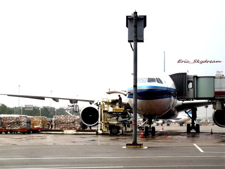 Re:[原创]<Eric's Journal> 01 飞雪 伙伴 御风长安之旅 A330-200