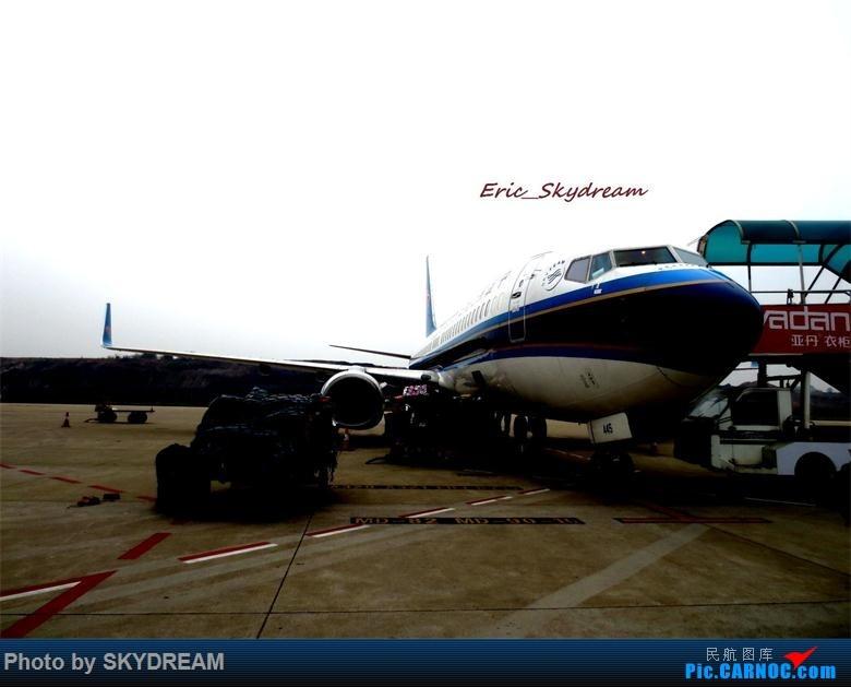 Re:[原创]<Eric's Journal> 01 飞雪 伙伴 御风长安之旅 BOEING 737-800 B-5445 中国广州白云国际机场