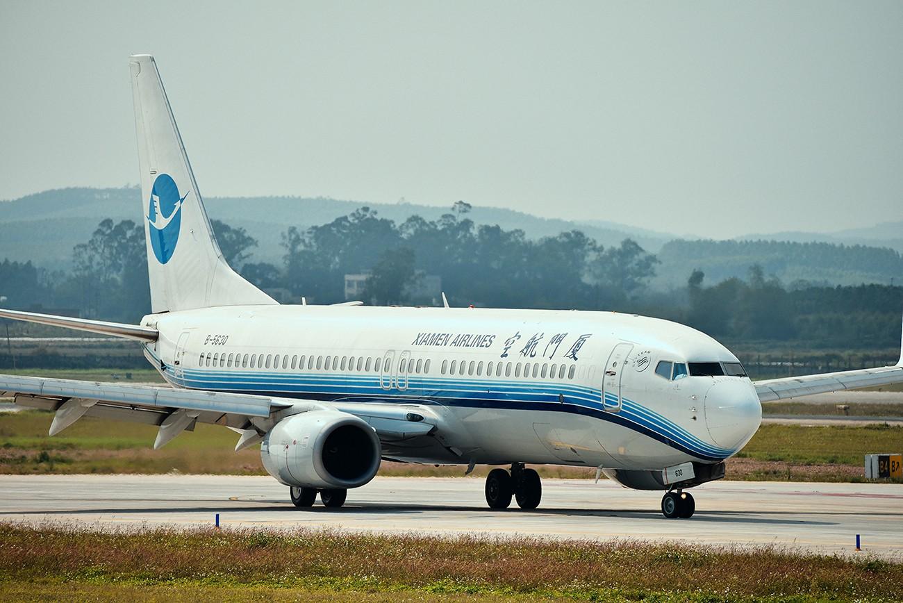 Re:[原创]【南宁飞友会】年初五的拍机活动 BOEING 737-800 B-5630 中国南宁吴圩国际机场