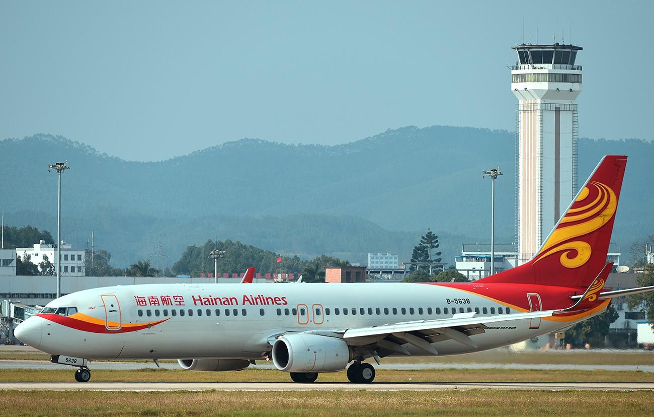 Re:[原创]【南宁飞友会】年初五的拍机活动 BOEING 737-800 B-5638 中国南宁吴圩国际机场