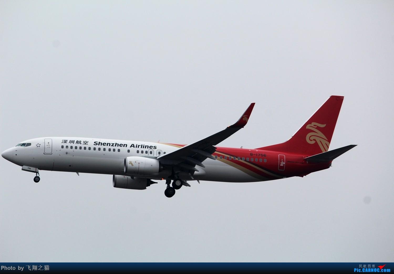 Re:[原创]2015CKG春运拍机(春运拍机乐翻天,过瘾) BOEING 737-800 B-1756 重庆江北国际机场