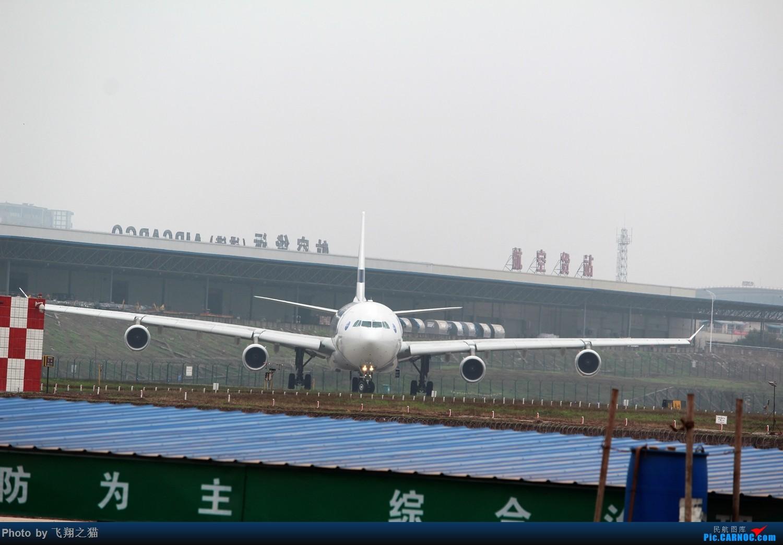 Re:[原创]2015CKG春运拍机(春运拍机乐翻天,过瘾) AIRBUS A340-300  重庆江北国际机场