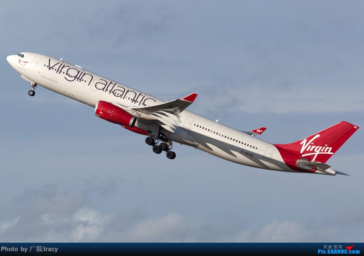 Re:[原创]★ ★ ★ ★ ★伦敦希斯罗机场一组起飞图 让你大饱眼福★ ★ ★ ★ ★ AIRBUS A330-300 G-VKSS 伦敦希斯罗机场