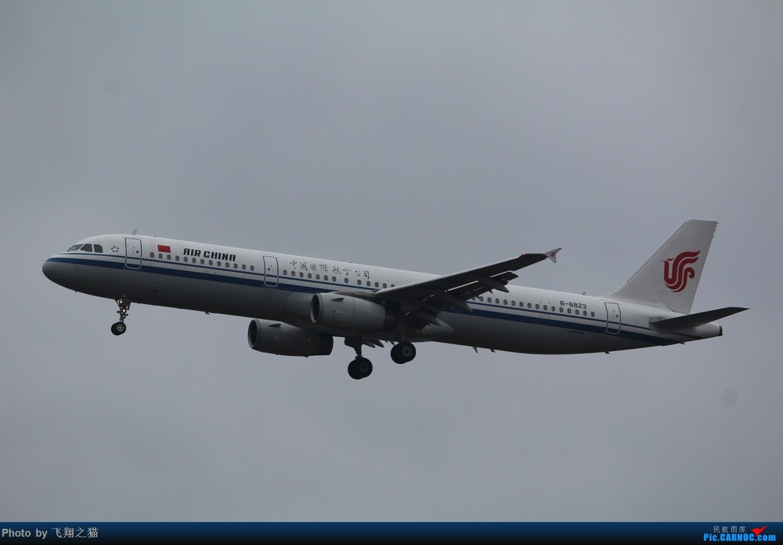 Re:[原创]2015CKG春运拍机(春运拍机乐翻天,过瘾) AIRBUS A321 B-6823 重庆江北国际机场