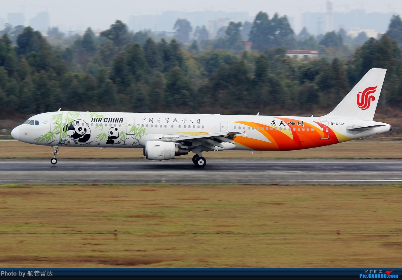 Re:[原创]CTU我又来了 AIRBUS A321-200 B-6365 中国成都双流国际机场
