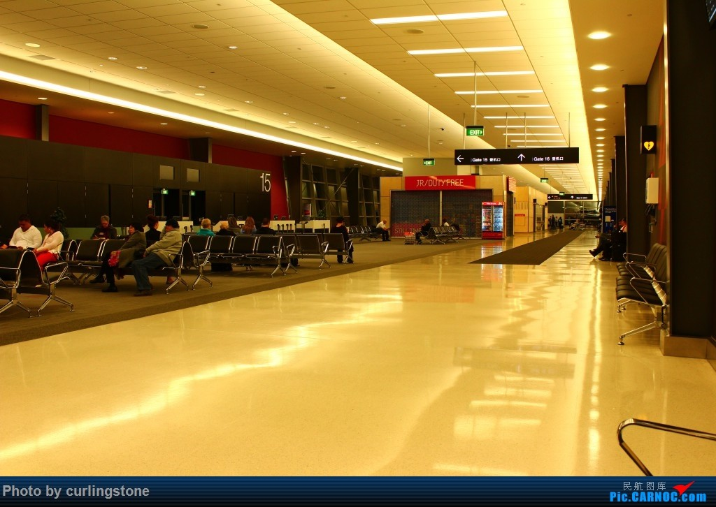Re:[原创]【长春飞友会】最初的和最后的任性——人生难道不是 不缺憾 便也不美丽的么    新西兰奥克兰机场