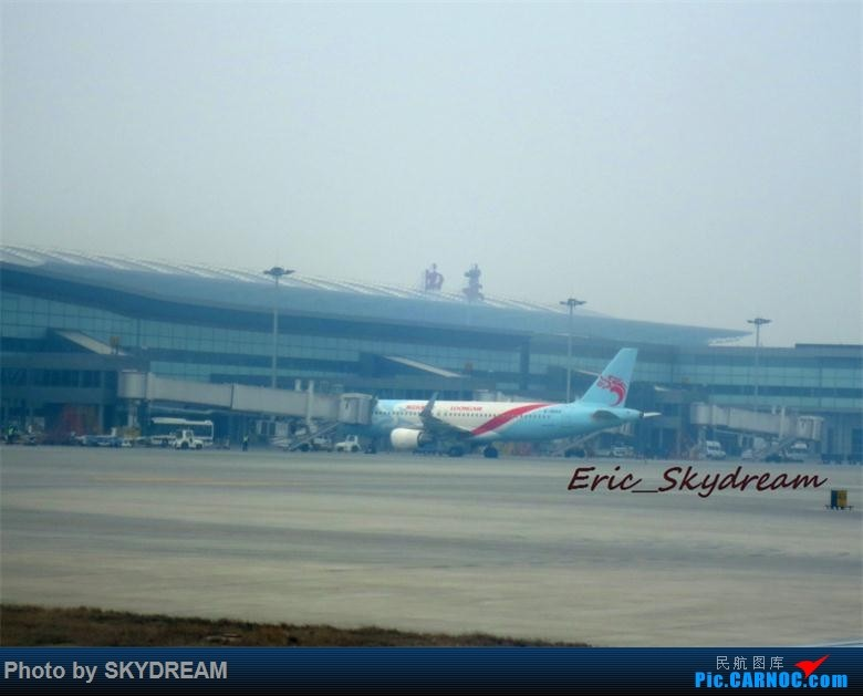 Re:[原创]<Eric's Journal> 01 飞雪 伙伴 御风长安之旅 AIRBUS A320-200 B-1869 中国西安咸阳国际机场