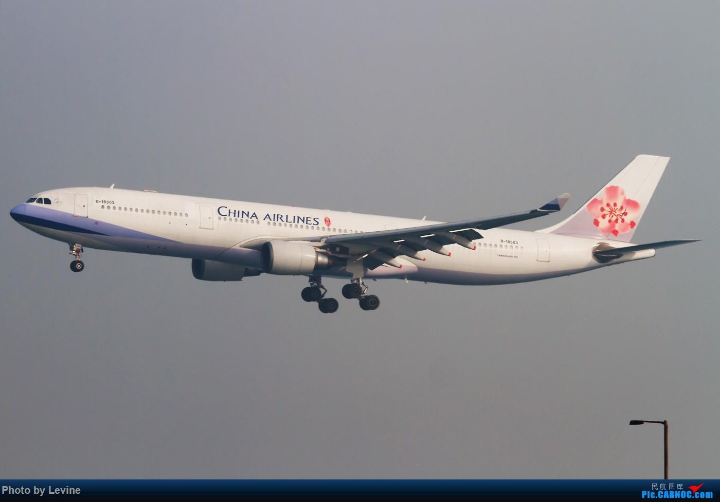 Re:[原创]◇ ■ ◇ ■ ◇ ■难得去一次香港却遇到大烂天◇ ■ ◇ ■ ◇ ■ AIRBUS A330-300 B-18303 中国香港赤鱲角国际机场