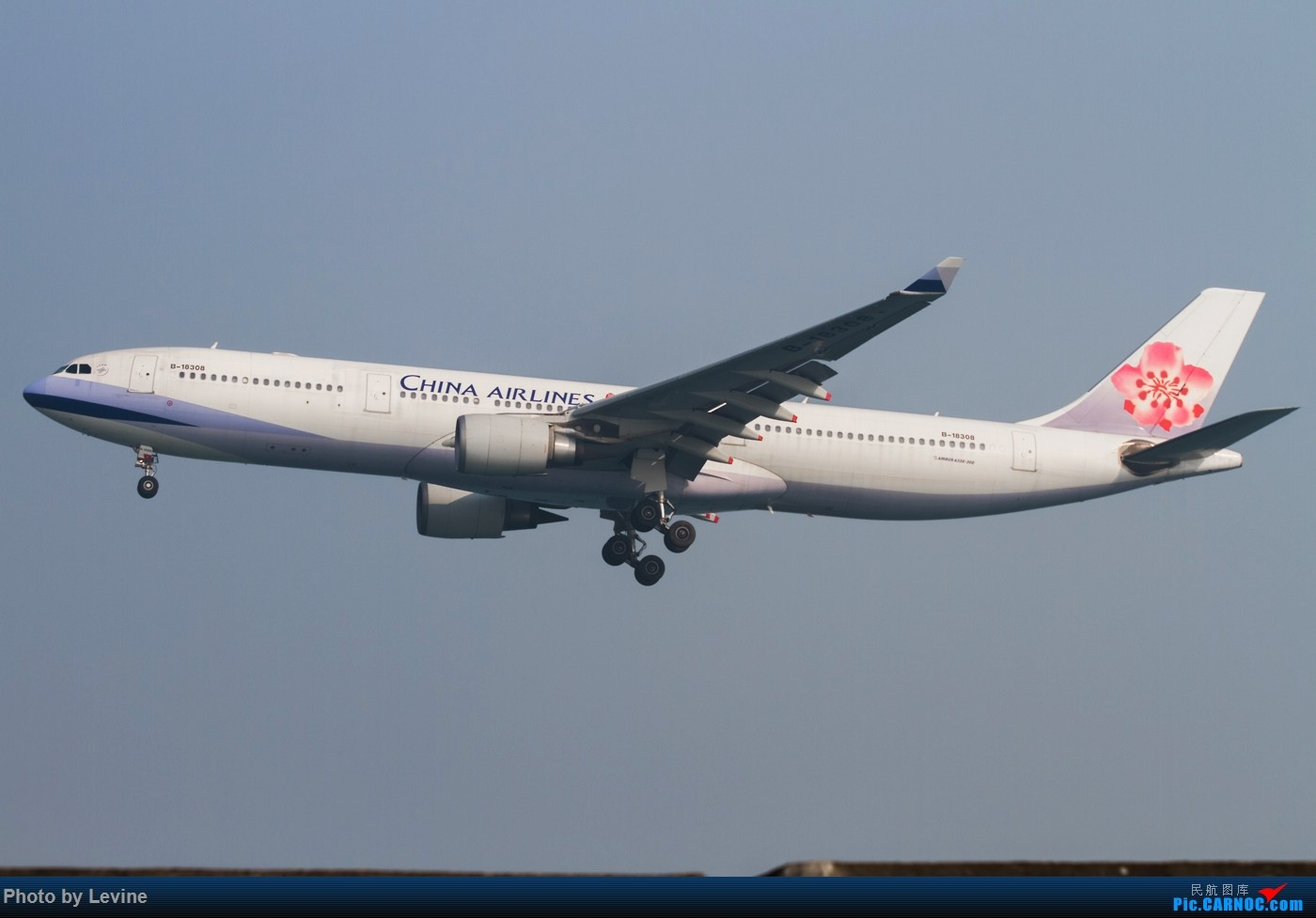 Re:[原创]◇ ■ ◇ ■ ◇ ■难得去一次香港却遇到大烂天◇ ■ ◇ ■ ◇ ■ AIRBUS A330-300 B-18308 中国香港赤鱲角国际机场