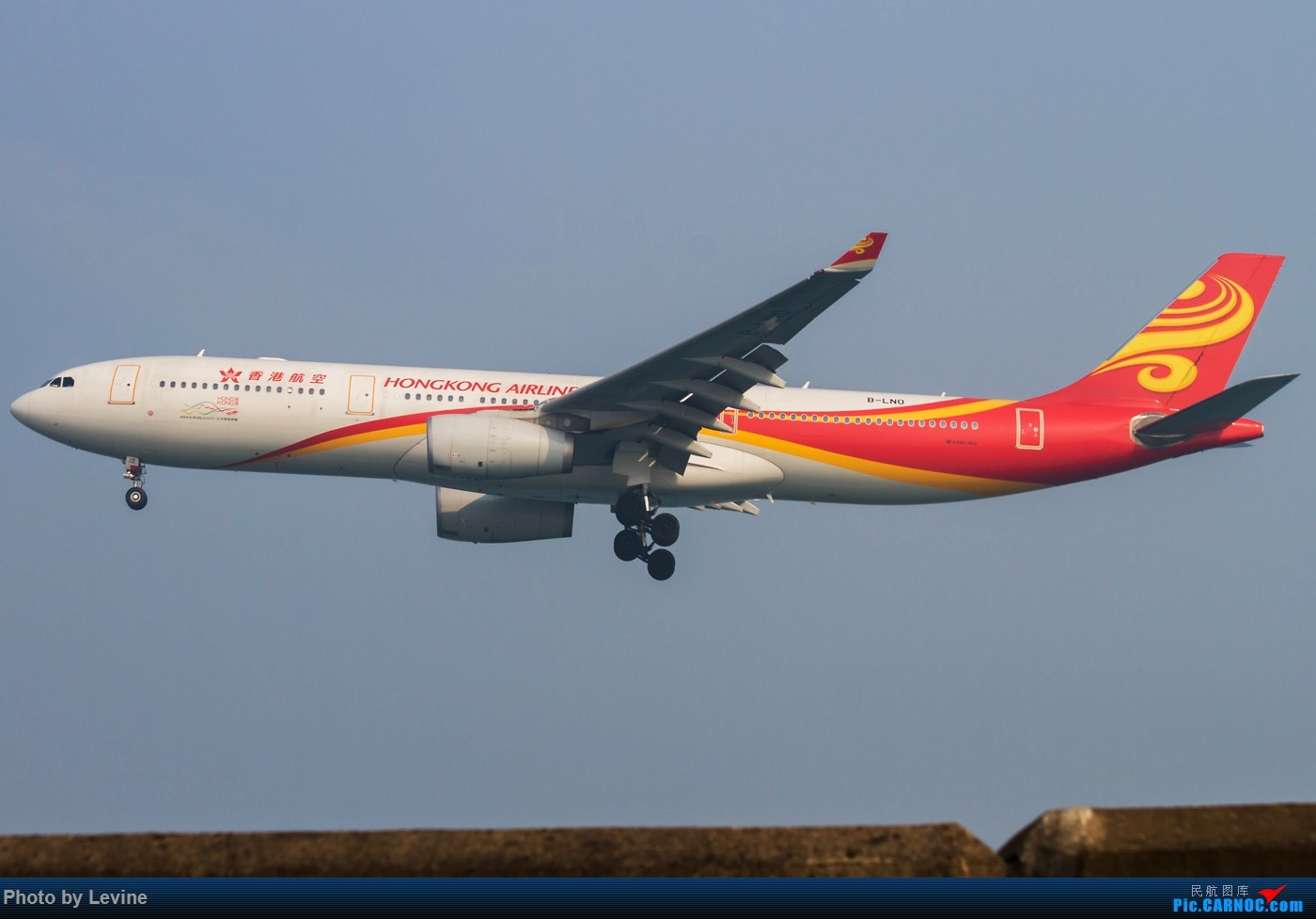 Re:[原创]◇ ■ ◇ ■ ◇ ■难得去一次香港却遇到大烂天◇ ■ ◇ ■ ◇ ■ AIRBUS A330-300 B-LNO 中国香港赤鱲角国际机场