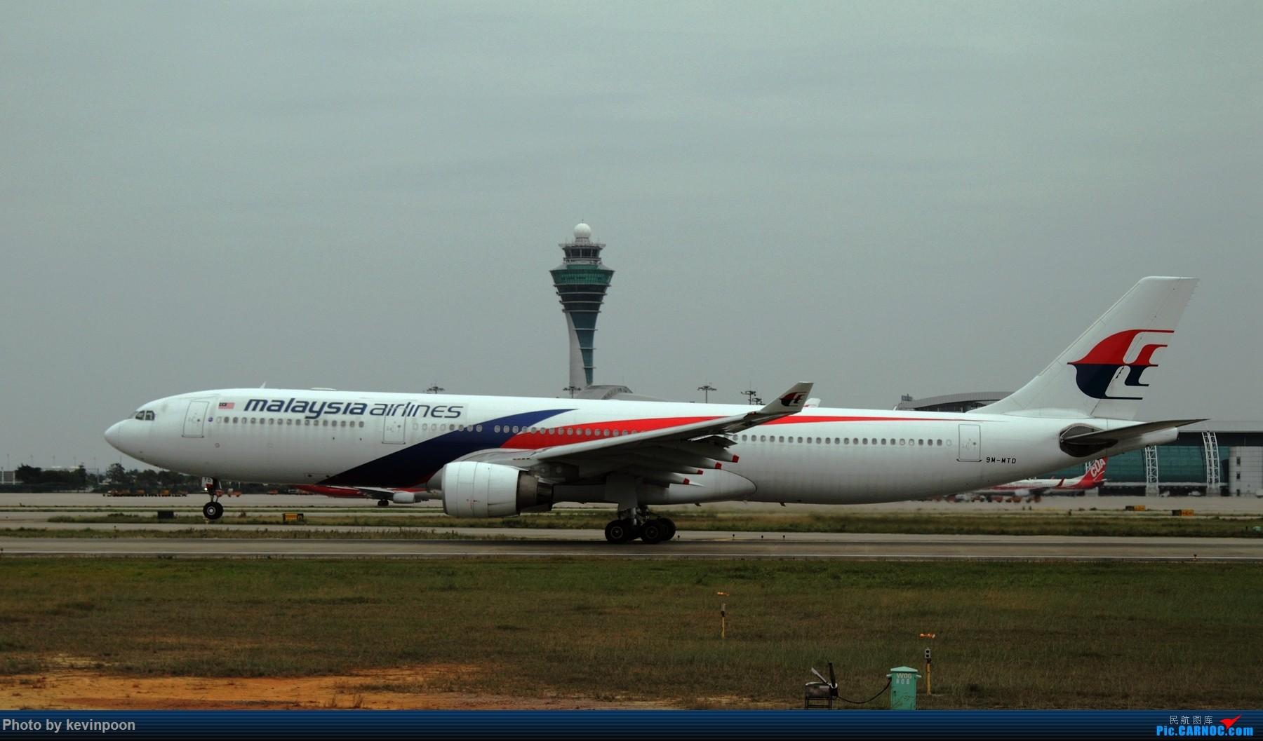 Re:广州白云机场拍飞机(外航机篇二) AIRBUS A330-300 9M-MTD 中国广州白云国际机场