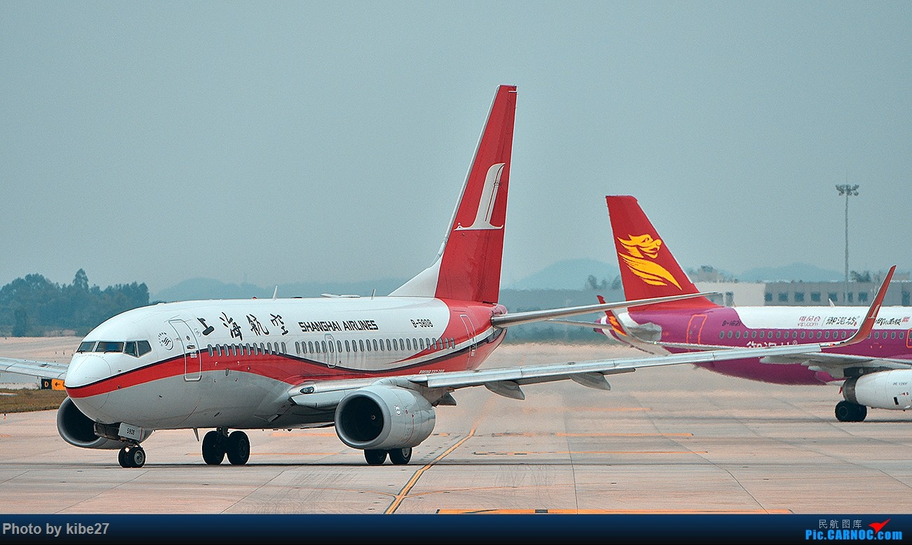 Re:[原创]【南宁飞友会】——3.1号NNG拍飞活动 BOEING 737-700 B-5808 中国南宁吴圩国际机场
