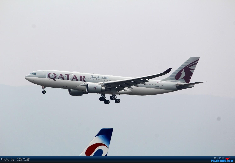 Re:[原创]2015CKG春运最后的疯狂 AIRBUS A330-200 A7-ACM 重庆江北国际机场