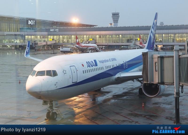 [原创]春节假期 CTU-HKG-ICN BOEING  中国成都双流国际机场