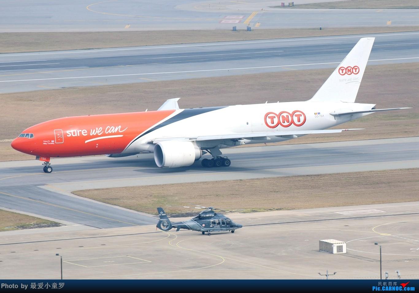 Re:[原创]2015年1月25日香港沙螺湾烂天拍机第二集——波音777 BOEING 777 OO-TSA